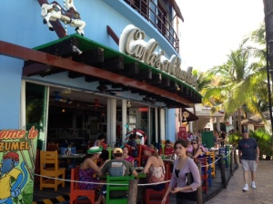 Carlos and Charlies Downtown Cozumel