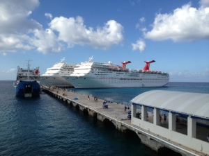 Elation and Paradise at Cozumel