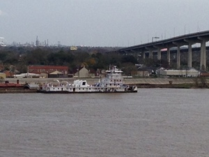Ingram on Mississippi River