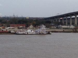 Ingram on Mississippi River